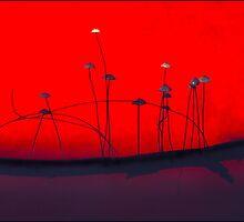 High wire Act by Albert Sulzer