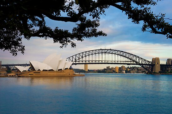 Sydney Icons by Nadean Brennan