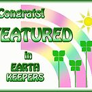Featured in Earth Keepers!! by Kristi Bryant