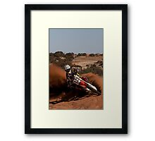 Doesn't Happen Every Day Framed Print