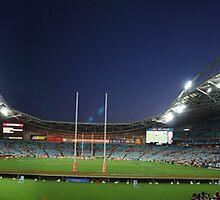 Anz Stadium, Sydney. October 2009 by CClarke