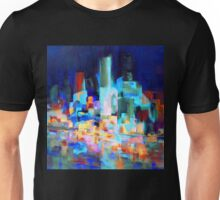 Sydney Harbor Skyline at night 1.0 Unisex T-Shirt