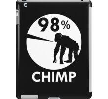 98 Chimp iPad Case/Skin
