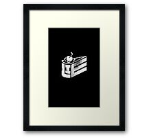 The Eternal Lie Framed Print