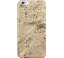 Footprints iPhone Case/Skin