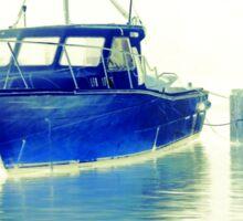 fishing at Woy Woy Bay 1.1 Sticker
