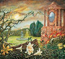 Garden by Daniel Loveday