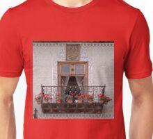 Decorated Balcony Unisex T-Shirt