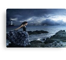 Dance of the Night Wind Canvas Print
