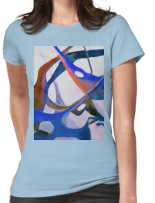 Water Music 2.1 Womens Fitted T-Shirt