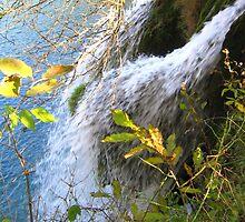 CHARMING WATERFALL by TatianaMichaela