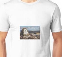 The Summit of Pen Y Fan, Brecon Beacons Unisex T-Shirt