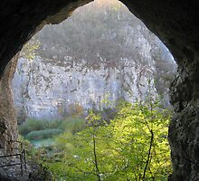 IN THE CAVE by TatianaMichaela