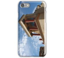 Knossos Palace iPhone Case/Skin