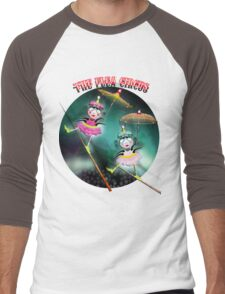 The Fleas Circus - The Tightrope Walker Fleas Sisters Men's Baseball ¾ T-Shirt