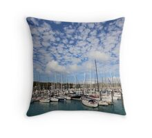 Hamilton Island Throw Pillow