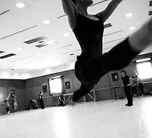 at the ballet - series by Bea Kallos
