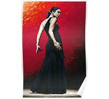 Flamenco Arrogancia Poster