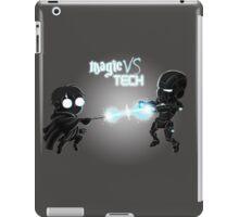 Magic Vs Tech iPad Case/Skin