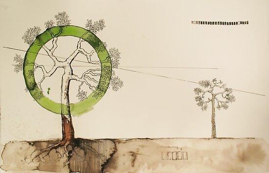 tree of life in binary by scott allison