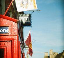 Lechlade Phone Box by harragan