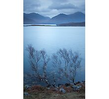 Dawn light on Loch Torridon, Scotland Photographic Print