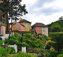 Portmeirion -  North Wales by 29Breizh33