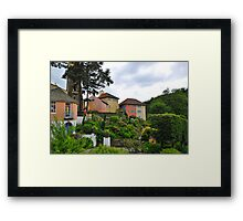 Portmeirion -  North Wales Framed Print