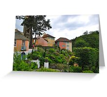 Portmeirion -  North Wales Greeting Card