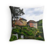 Portmeirion -  North Wales Throw Pillow