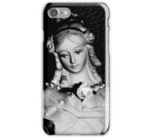 Antique replica Victorian Mannekin Bisque doll iPhone Case/Skin