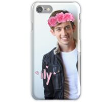 Kevin McHale ily iPhone Case/Skin