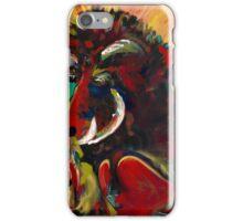 Razorback Fury iPhone Case/Skin