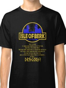 This is Berk How to train your Dragon Classic T-Shirt