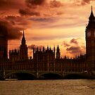 House of Parliament  by Alexandru C.