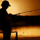 Fisherman by Alexandru C.