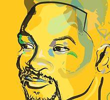 Jiggy Will Smith by Go van Kampen