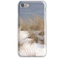 winter dunes iPhone Case/Skin