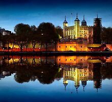 Tower of London by Alexandru C.