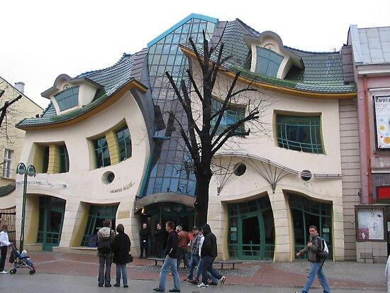 The Crooked House by Elena Skvortsova