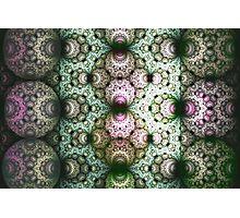 Spheres Photographic Print