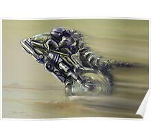 Gator Rider Poster