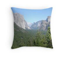 Beautiful Gorge Throw Pillow