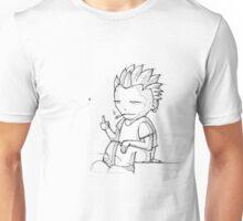 flippin' da bird Unisex T-Shirt