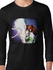Spirited Away - Chihiro & Haku Long Sleeve T-Shirt