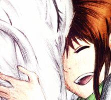 Spirited Away - Chihiro & Haku Sticker