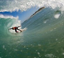 In Training - Trigg Beach Perth by Matt0315