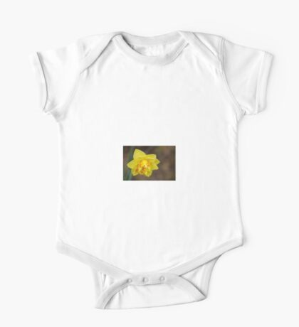 Daffodil One Piece - Short Sleeve