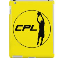 Canberra Players League iPad Case/Skin