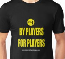 CPL - By Players For Players 2 Unisex T-Shirt